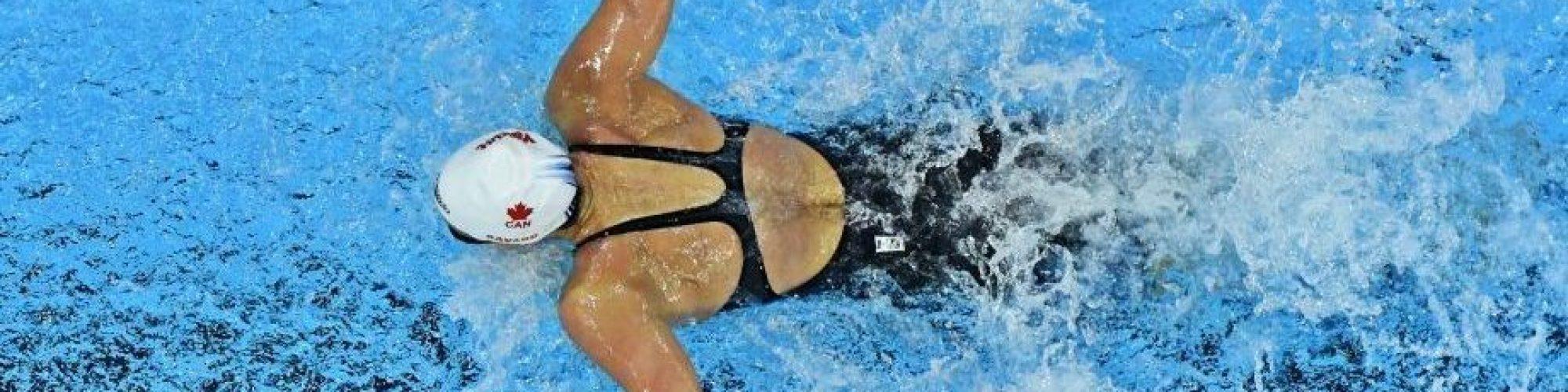 Gian Mattia D'Alberto / lapresse 08-12-2016 Windsor (Canada) sport 13mi Campionati del mondo di nuoto (25mt) nella foto: Katerine Savard CAN  Gian Mattia D'Alberto  / lapresse 08-12-2016 Windsor (Canada) 13th FINA World Swimming Championships (25m) in the photo: Katerine Savard CAN